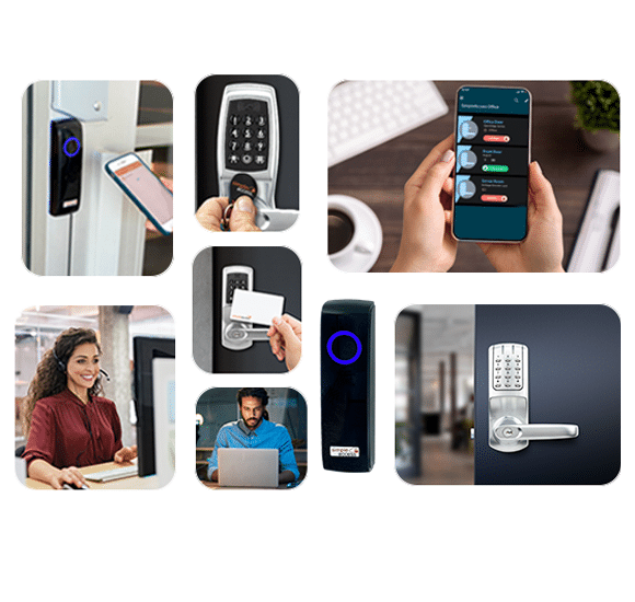 Save time, money and add convenience and security with the best smart access control systems from SimpleAccess