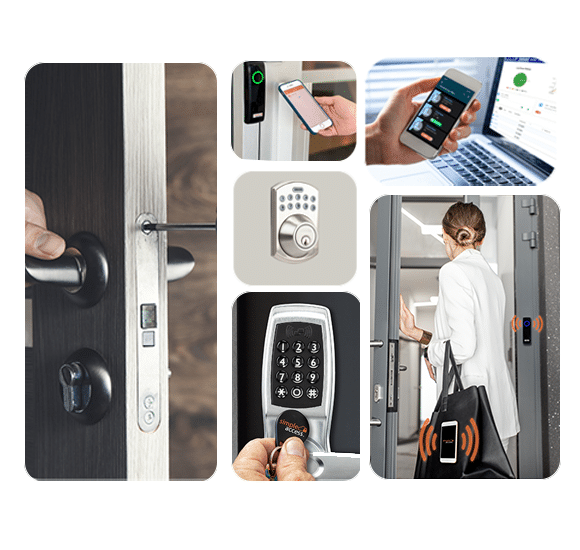 Enhance Convenience with Remote Access Control Software, Mobile Device Key Pass Credentials with SmartAccess